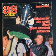 Coleccionismo deportivo: REVISTA AS COLOR Nº:177. EXTRA 1988-1989. Lote 93787730