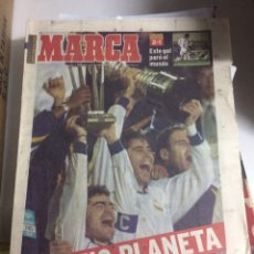 Coleccionismo deportivo: MARCA REAL MADRID INTERCONTINENTAL. Lote 93972717