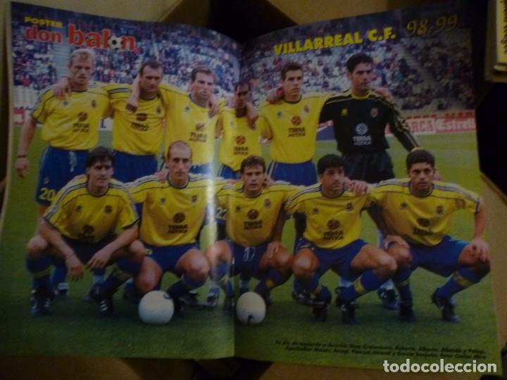 Coleccionismo deportivo: Lote de 85 revistas Don Balon nº sueltos de 1996 a 2003 La septima del Madrid Francia mundial 98 etc - Foto 8 - 94184760