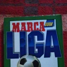 Coleccionismo deportivo: LIGA GUIA MARCA 95/96 . Lote 94365010