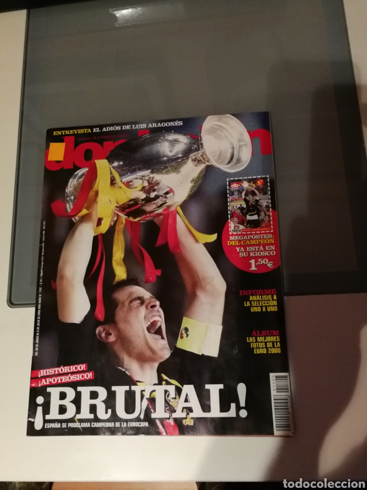 ESPECIAL DON BALON MUNDIAL (Coleccionismo Deportivo - Revistas y Periódicos - Don Balón)