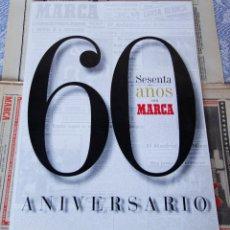 Coleccionismo deportivo: DIARIO MARCA - NÚMERO ESPECIAL SESENTA AÑOS CON MARCA - AÑO 1998 - EXCELENTE ESTADO. Lote 94953123