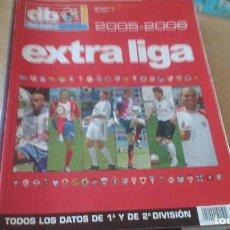 Coleccionismo deportivo: EXTRA DON BALON 2005-2006. MUY BUEN ESTADO. Lote 95370959