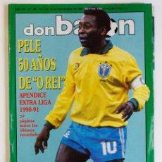 Coleccionismo deportivo: DON BALON 785 - APENDICE EXTRA LIGA 90-91. Lote 95729059