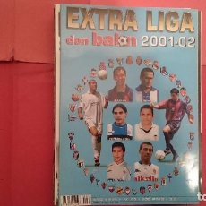 Coleccionismo deportivo: EXTRA LIGA DON BALÓN 2001-02 EXTRA Nº 55 . Lote 95736003