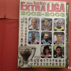 Coleccionismo deportivo: EXTRA LIGA DON BALÓN 2002-2003 EXTRA Nº 62. Lote 95736079