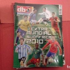 Coleccionismo deportivo: DON BALÓN EXTRA MUNDIAL SUDÁFRICA 2010 . Lote 95736455