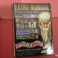 Coleccionismo deportivo: DON BALÓN EXTRA MUNDIAL COREA-JAPÓN 2002. Lote 95736775