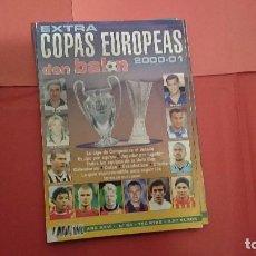 Coleccionismo deportivo: DON BALÓN EXTRA COPAS EUROPEAS 2000-2001. Lote 95736895