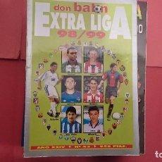 Coleccionismo deportivo: DON BALÓN EXTRA LIGA 98-99 EXTRA Nº 43. Lote 95737712