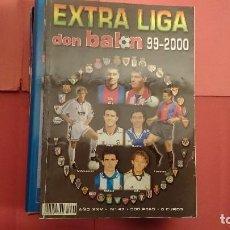Coleccionismo deportivo: DON BALÓN EXTRA LIGA 99-2000. Lote 95737755