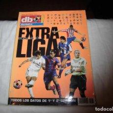 Collectionnisme sportif: DON BALON EXTRA LIGA 2004-2005.TODOS LOS DATOS DE 1ª Y 2ª DIVISION. Lote 127175719