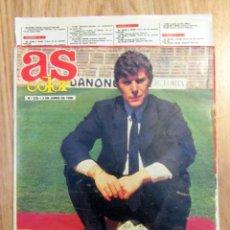 Coleccionismo deportivo: AS COLOR EXTRA MUNDIAL 1990 ITALIA. Lote 96466091