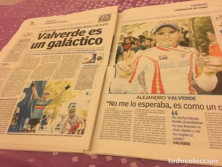 Coleccionismo deportivo: Alonso campeón periódico rossi 2005 26-09-2005 difícil - Foto 3 - 96638723