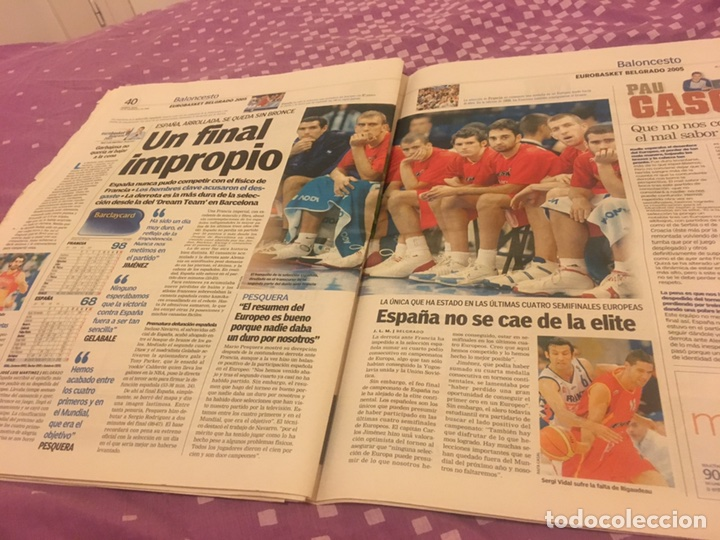 Coleccionismo deportivo: Alonso campeón periódico rossi 2005 26-09-2005 difícil - Foto 4 - 96638723