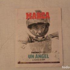 Coleccionismo deportivo: DIARIO MARCA. 04/08/2017 ANGEL NIETO LA LEYENDA DEL 12+1. Lote 96740367
