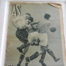 Coleccionismo deportivo: REVISTA DEPORTIVA AS AÑO III 19 D NOVIEMBRE 1934 Nº126. LAS ARTISTAS Y EL DEPORTE. . Lote 97252331