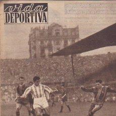 Coleccionismo deportivo: REVISTA DEPORTIVA VIDA DEPORTIVA 25-1-1954. Lote 97280591
