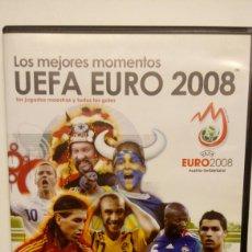 Coleccionismo deportivo: DVD UEFA EURO 2008. Lote 97311339