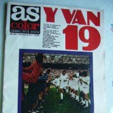 Coleccionismo deportivo: AS COLOR Nº 420. Lote 97505995