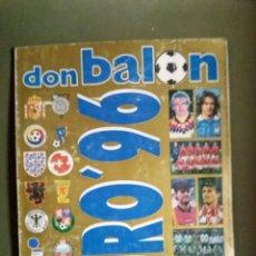 Coleccionismo deportivo: DON BALÓN EXTRA Nº32 - EXTRA EURO '96. Lote 97536559