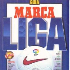 Coleccionismo deportivo: GUIA MARCA LIGA 1997 98 97/98. Lote 24142153