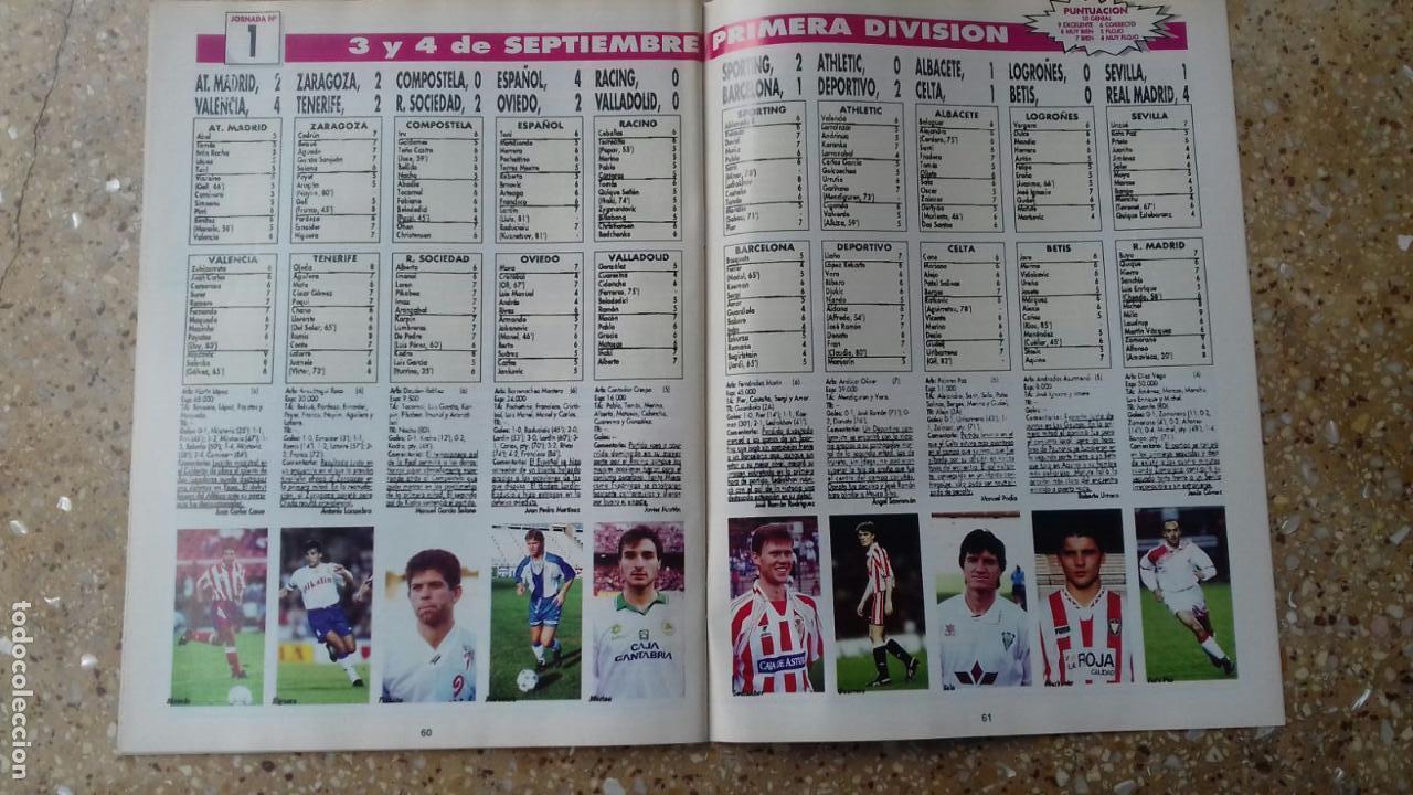 Coleccionismo deportivo: DON BALON Nº 984. POSTER F.C. BARCELONA. CAMPEON SUPERCOPA 93-94. - Foto 3 - 97904075
