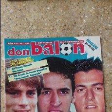 Coleccionismo deportivo: DON BALON Nº 1053. POSTER F.C.BARCELONA 95-96.. Lote 97906283