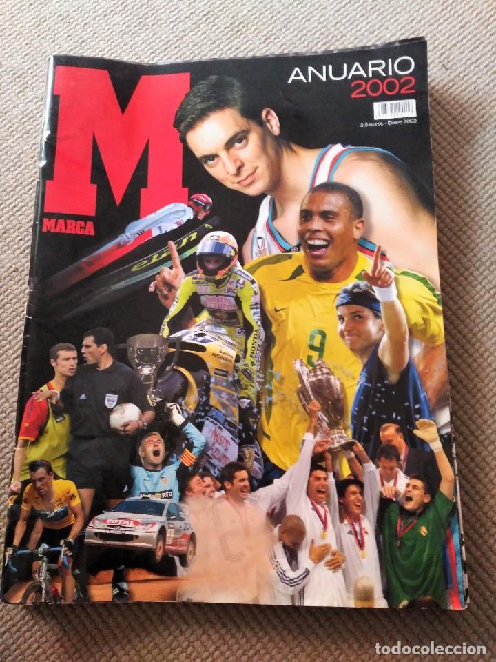 ANUARIO DEPORTIVO 2002 - DIARIO MARCA - SUPLEMENTO ESPECIAL (Coleccionismo Deportivo - Revistas y Periódicos - Marca)