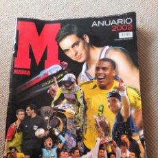Coleccionismo deportivo: ANUARIO DEPORTIVO 2002 - DIARIO MARCA - SUPLEMENTO ESPECIAL. Lote 98077279