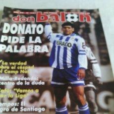 Coleccionismo deportivo: DON BALON N°1007 AÑO 1995 POSTER:SPORTING GIJON 94-95. Lote 98083431