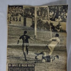 Coleccionismo deportivo: REVISTA VIDA DEPORTIVA. Nº 893 OCTUBRE 1962. ELCHE 1 BARCELONA 1. Lote 98209431