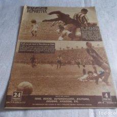 Coleccionismo deportivo: VIDA DEPORTIVA LUNES 13 DE OCTUBRE 1952. Lote 98543583