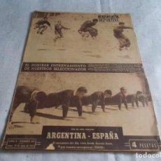 Coleccionismo deportivo: VIDA DEPORTIVA LUNES 29 DE JUNIO DE1953. Lote 98545395