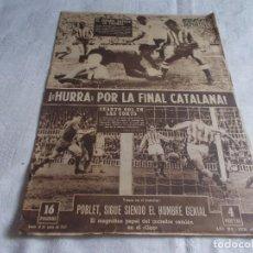 Coleccionismo deportivo: VIDA DEPORTIVA LUNES 10 DE JUNIO DE 1957. Lote 98546051