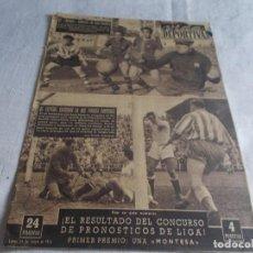 Coleccionismo deportivo - VIDA DEPORTIVA Lunes 24 de mayo 1954 - 98580647