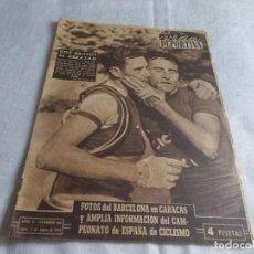 Coleccionismo deportivo - VIDA DEPORTIVA Lunes 3 de agosto 1953 - 98586383