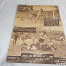 Coleccionismo deportivo - VIDA DEPORTIVA Lunes 1 de Junio de 1953 - 98631807