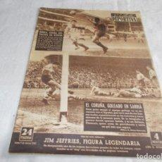 Coleccionismo deportivo: VIDA DEPORTIVA LUNES 9 DE MARZO 1953. Lote 98632227