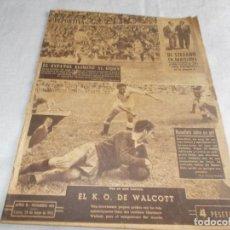Coleccionismo deportivo - VIDA DEPORTIVA Lunes 25 de mayo 1953 - 98667095