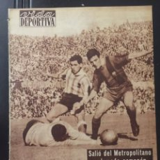 Coleccionismo deportivo: VIDA DEPORTIVA.Nº 708 . FC BARCELONA CAMPEÓN DE LIGA 1958/59. Lote 98833318