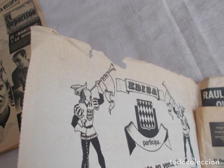 Coleccionismo deportivo: EL MUNDO DEPORTIVO Sábado 1 de Junio 1968 - Foto 2 - 98879455