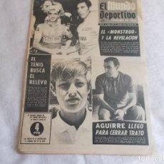 Coleccionismo deportivo: EL MUNDO DEPORTIVO VIERNES 13 DE JULIO1969. Lote 98879679