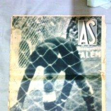 Coleccionismo deportivo: AS - 10 FEBRERO DE 1936. Lote 98969799