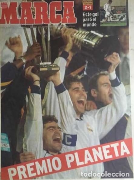 MARCA 2 DE DICIEMBRE DE 1998 (Coleccionismo Deportivo - Revistas y Periódicos - Marca)