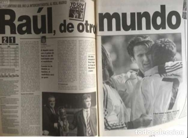 Coleccionismo deportivo: MARCA 2 DE DICIEMBRE DE 1998 - Foto 2 - 99078951