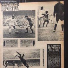 Coleccionismo deportivo: VIDA DEPORTIVA -N 896- 13/11/1962.BARCELONA,1-VALENCIA,1. Lote 99785170