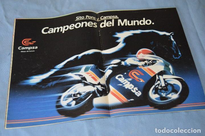 Coleccionismo deportivo: Lote 5 Revistas - AS Color - Años 80 / 90 - Núm 160, 209, 251, 254 y 273 - Están completos - ¡Mira! - Foto 3 - 99929239