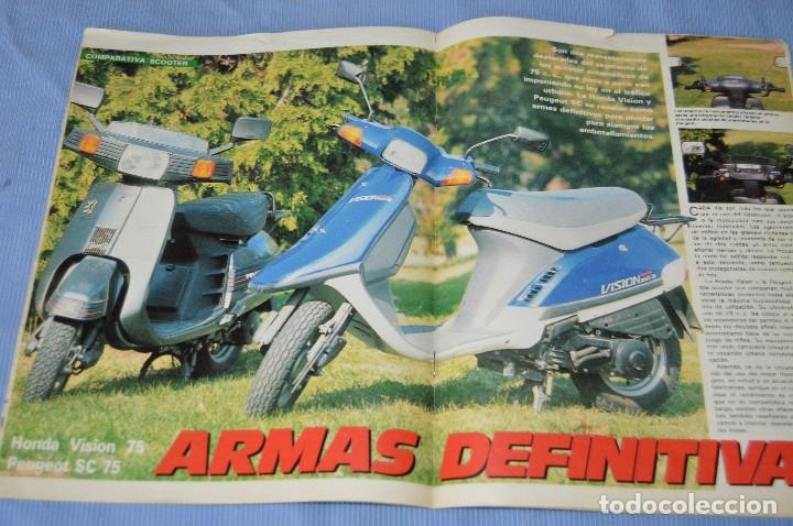 Coleccionismo deportivo: Lote 5 Revistas - AS Color - Años 80 / 90 - Núm 160, 209, 251, 254 y 273 - Están completos - ¡Mira! - Foto 8 - 99929239