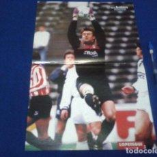 Coleccionismo deportivo: POSTER DON BALON LOPETEGUI - CRACKS DE LA LIGA 1992 - 1993. Lote 100252415
